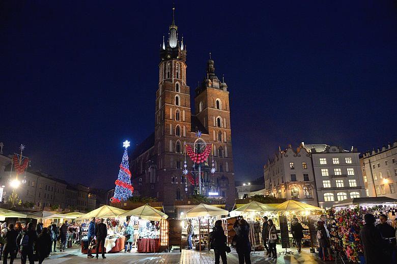 Zaproszenie na wycieczkę na Jarmark Bożonarodzeniowy do Krakowa