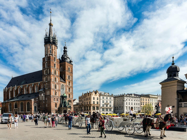 Informacja o wyjeździe do Krakowa