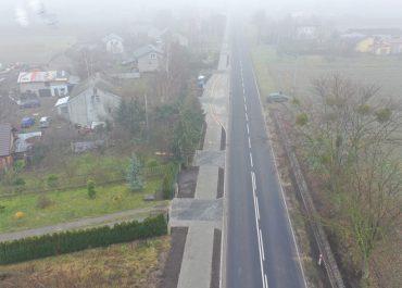 Nowy chodnik w Radolinie