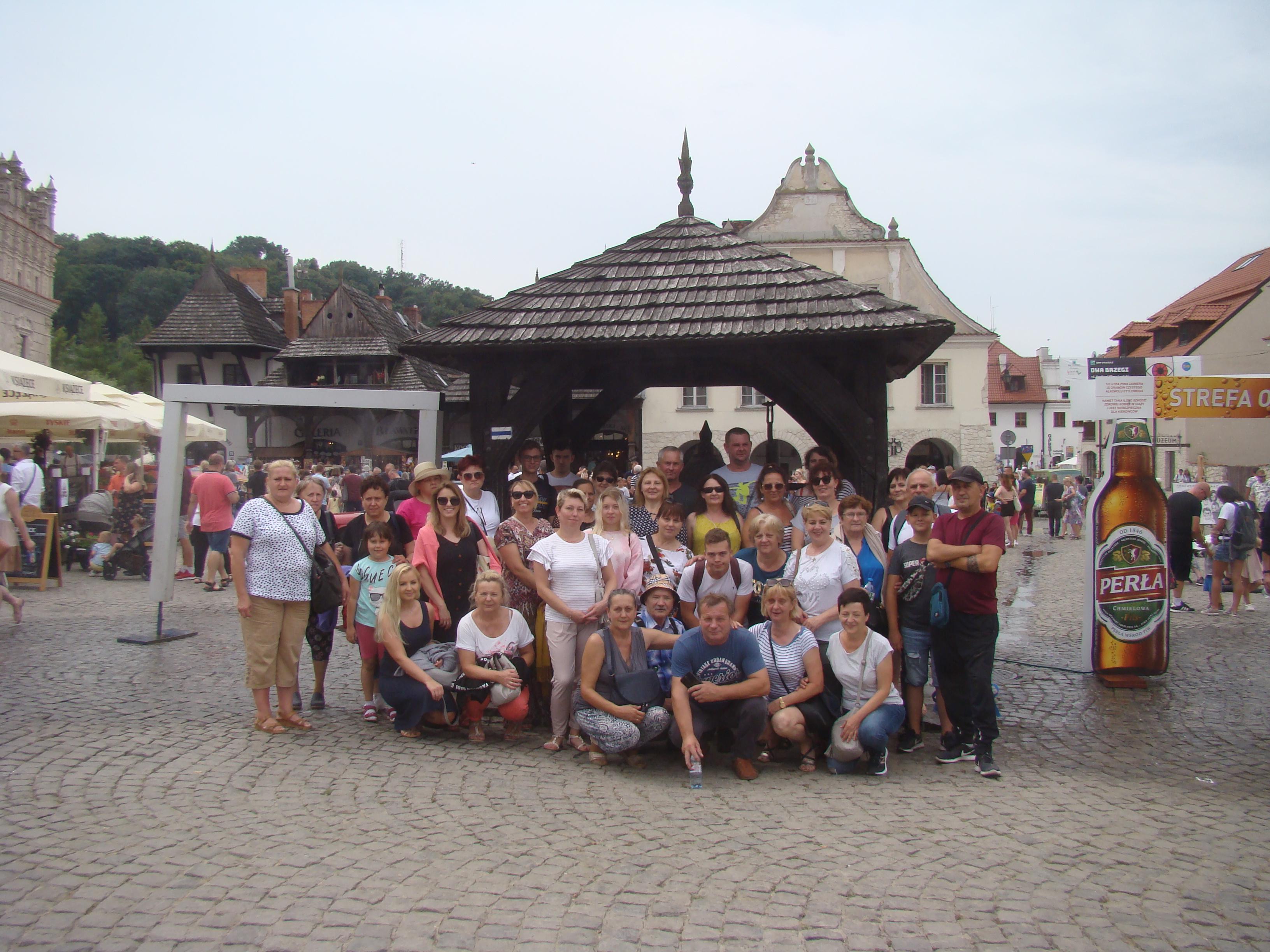 W Sandomierzu i w Kazimierzu Dolnym